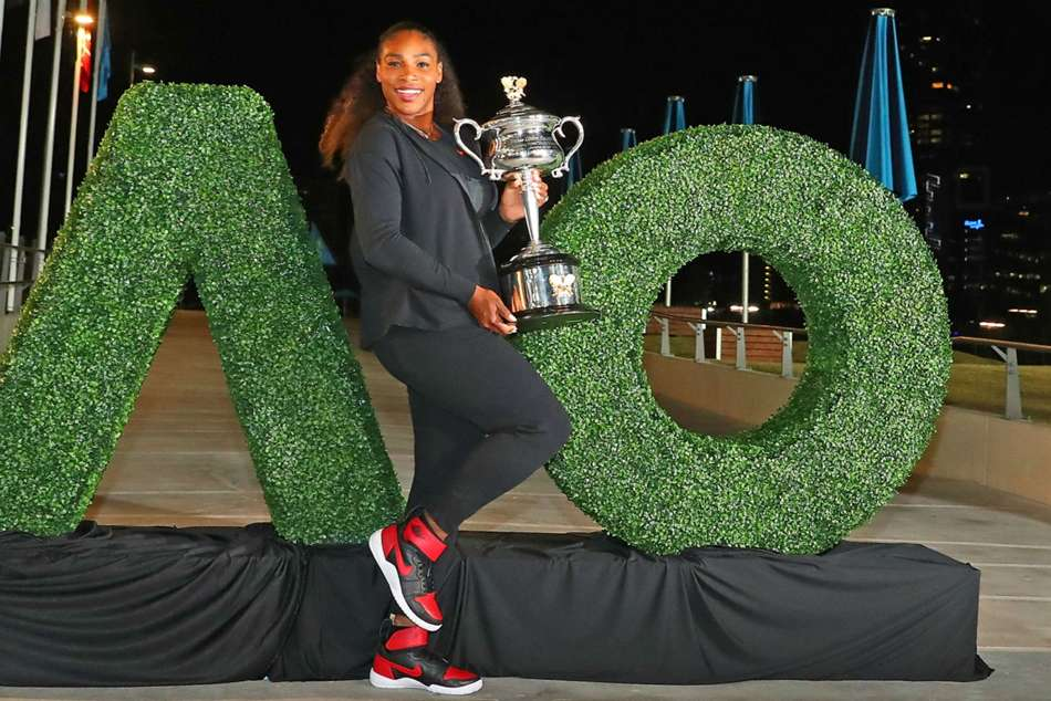 Serena Williams Very Likely Defend Australian Open Title