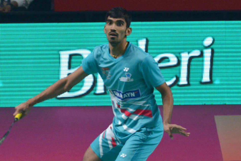 Prannoy Downs Srikanth But Ahmedabad Smash Masters Lose Awadhe Warriors In Pbl