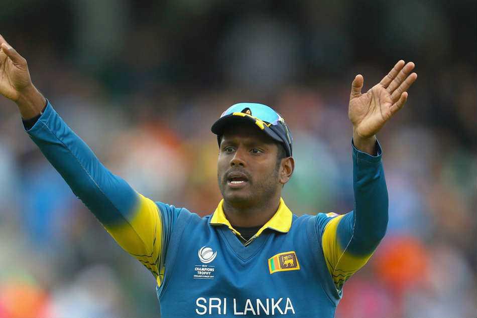 Angelo Mathews Returns As Sri Lanka Skipper