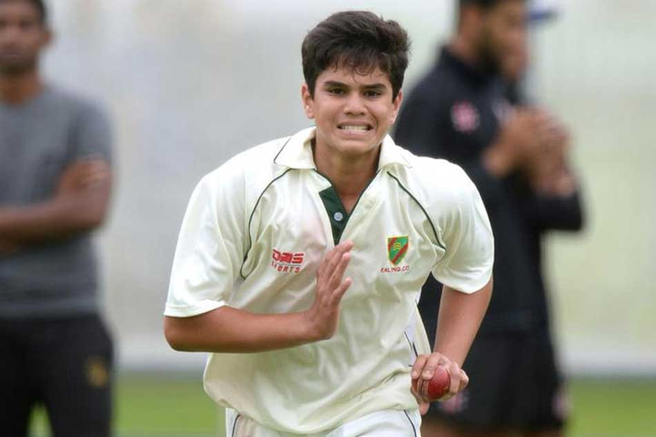 Arjun Tendulkar Delivers All-round Performance at SCG