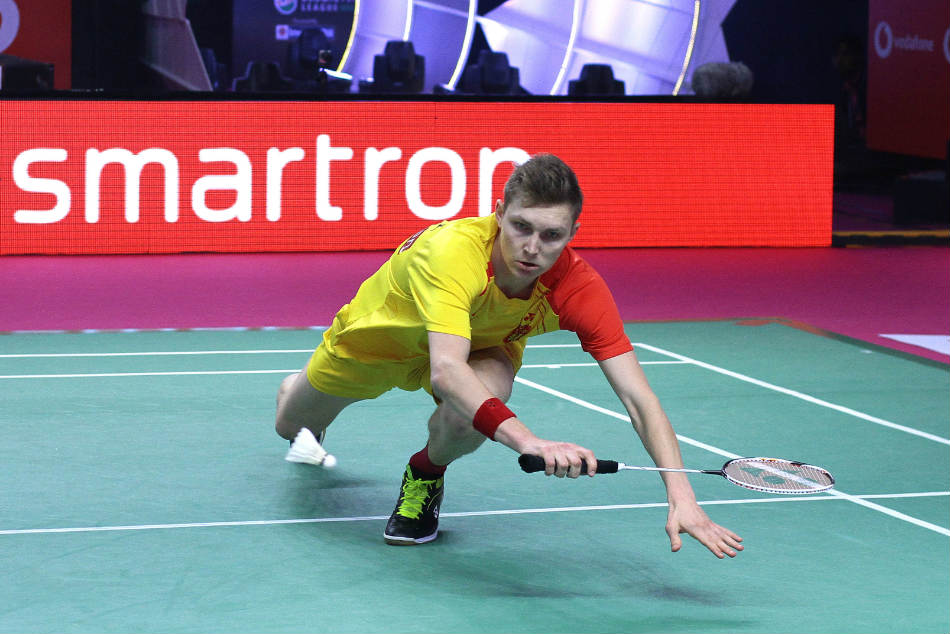 World No 1 Viktor Axelsen Steamrolls Son Wan Ho As Bengaluru Blasters Blank