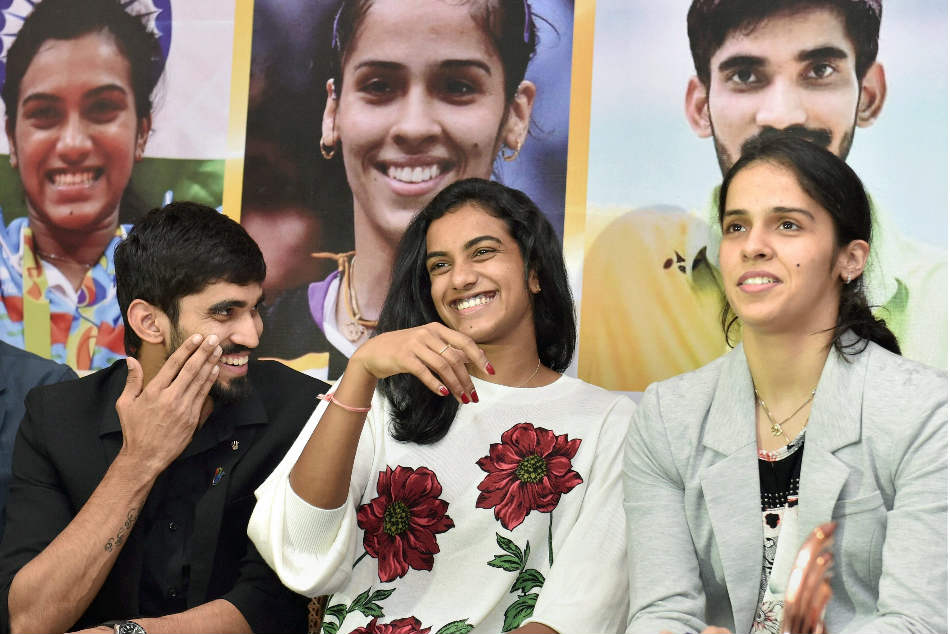 Sindhu Srikanth Lead India S Charge Asian Team Championships
