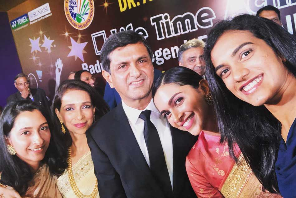 Prakash Padukone Badminton Pioneer Gets The Ultimate Recognition