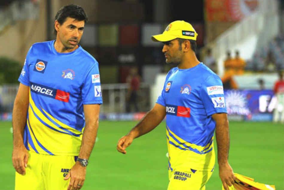 Ipl 2018 After Retaining Three Players Chennai Super Kings