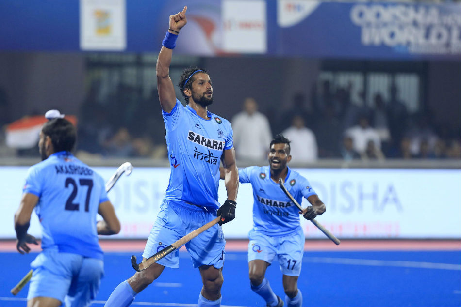 India Off A Winning Start Against Japan