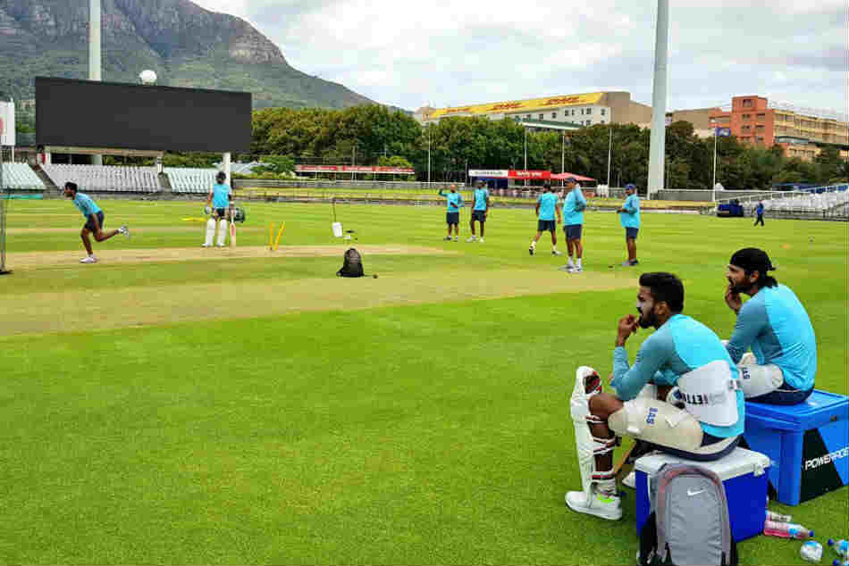 India Vs South Africa India Pacers Sweat It In Cape Town Ahead Of Opening Test