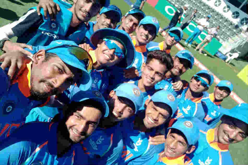 Bcci Announce Cash Award India U 19 Cricketers