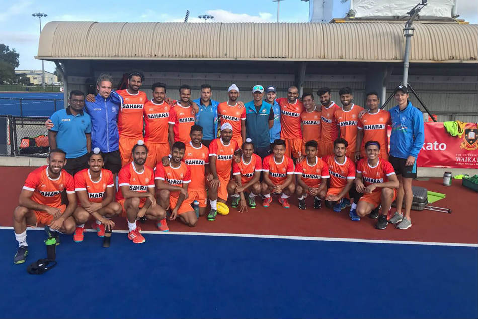India Face Japan Four Nations Invitational Tournament
