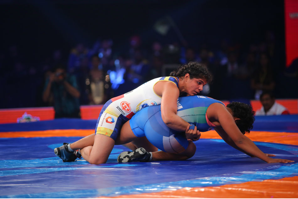 Sakshi Leads Mumbai Maharathi A Victory Over Delhi Sultans Opening Tie Of Pwl