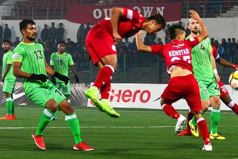 Shillong Lajong Eyeing Revenge Against Indian Arrows