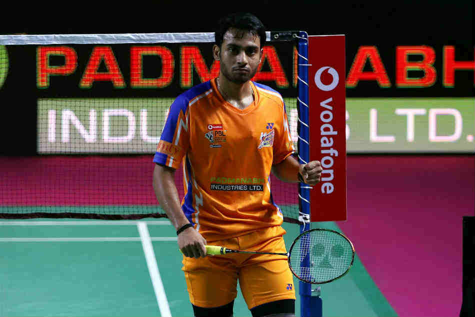 Hs Prannoy Tai Tzu Lead Ahmedabad Smash Masters Semis Pbl With Win Over