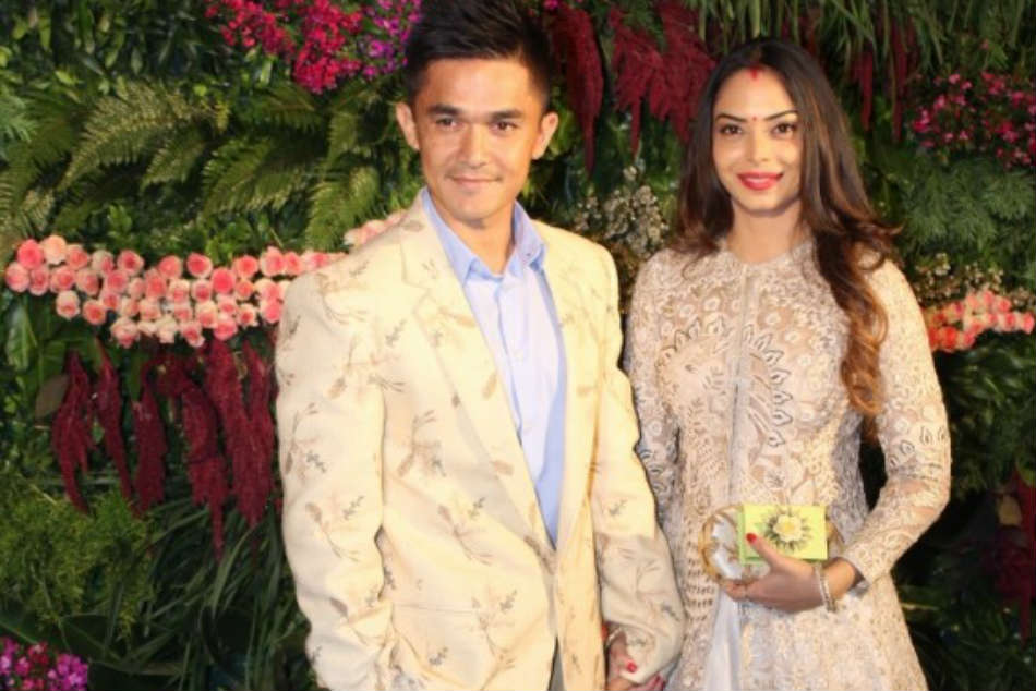 Sunil Chhetri Says He Watches Netflix Goes Grocery Shopping With Wife Sonam