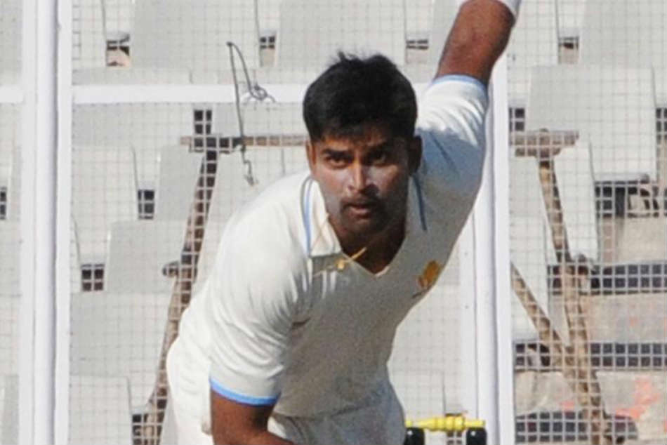 Vinay Kumar Does Jonty Rhodes Syed Mushtaq Ali T20 Watch Video