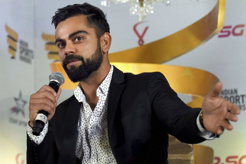 Why Was Kumble Replaced Someone So Strikingly Inferior Character Achievement To Kohli