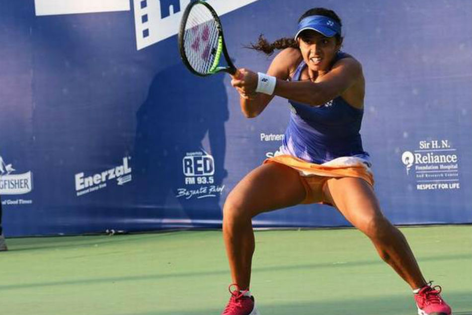 Fed Cup: India lose 1-2 to China despite Ankita's stunning win