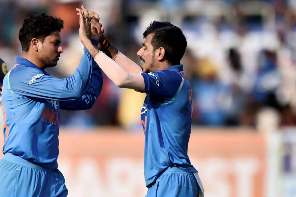 Chahal, Kuldeep show has put pressure on Ashwin, Jadeja: Ganguly