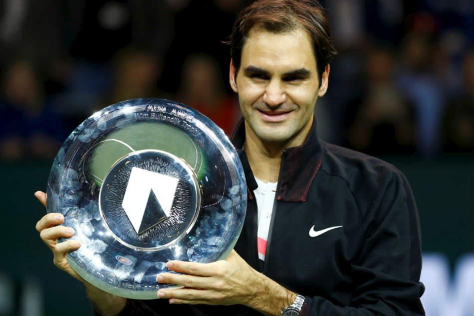 One The Best Weeks My Life Says Federer After Winning 97th Title