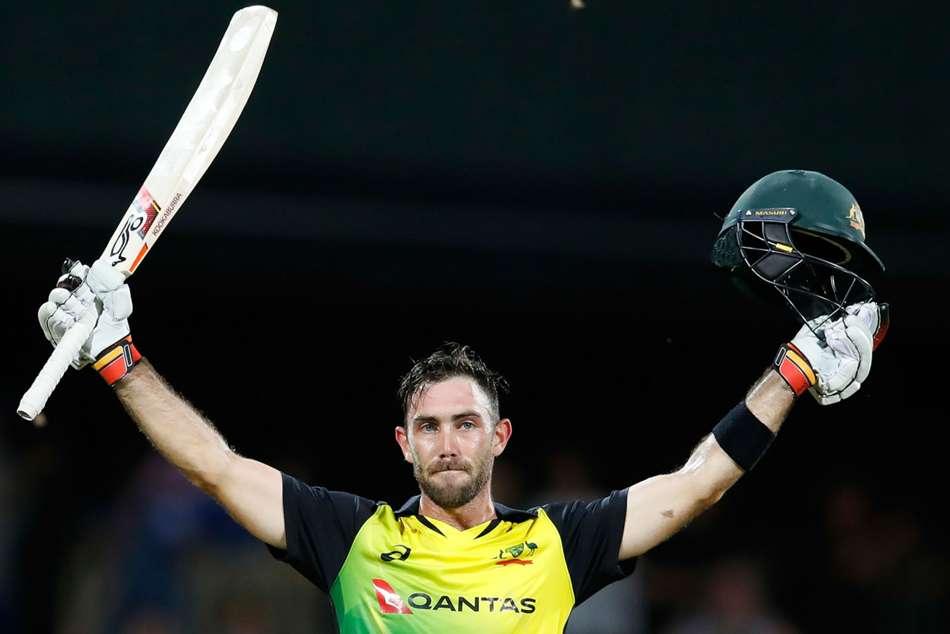 Maxwell Survives Steer Australia Past England