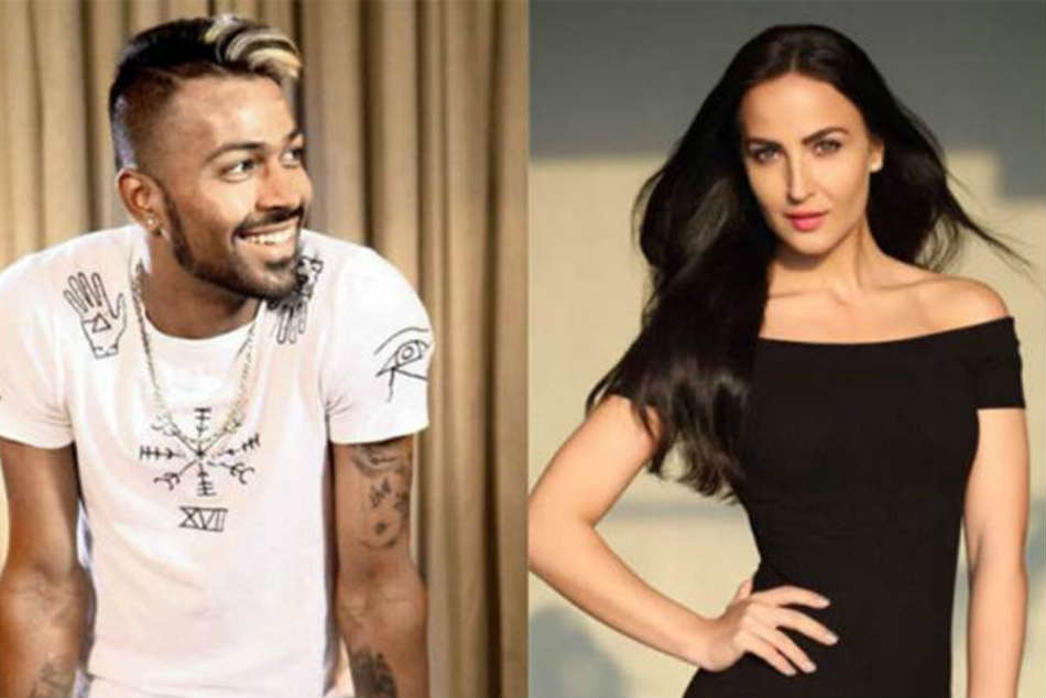 Elli AvrRam on link-up rumours with Hardik Pandya: Let them be curious, why do I need to clarify anything?
