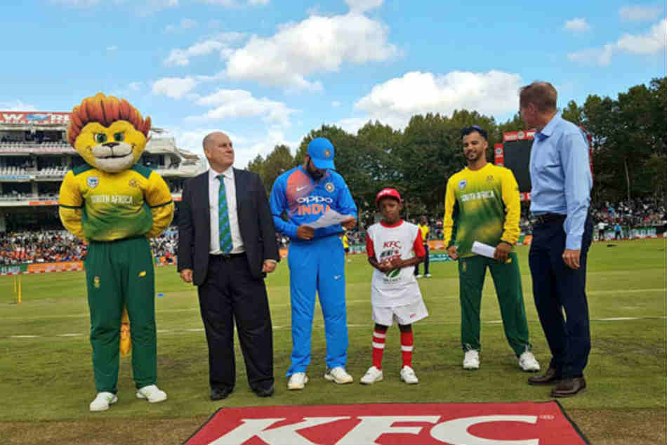 South Africa Vs India 3rd T20 South Africa Win The Toss Elect To Field