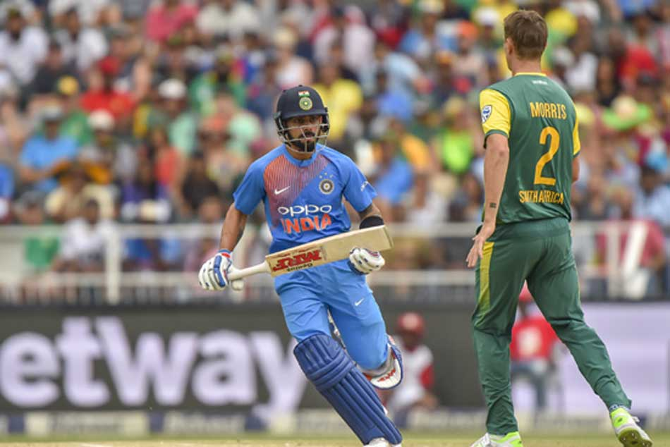 India Vs South Africa 2nd T20 Match Virat Kohli Wants Seal Series