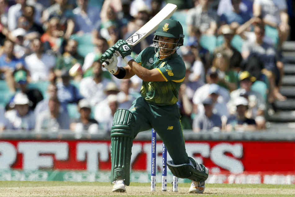 Duminy to lead South Africa in the T20I series against India