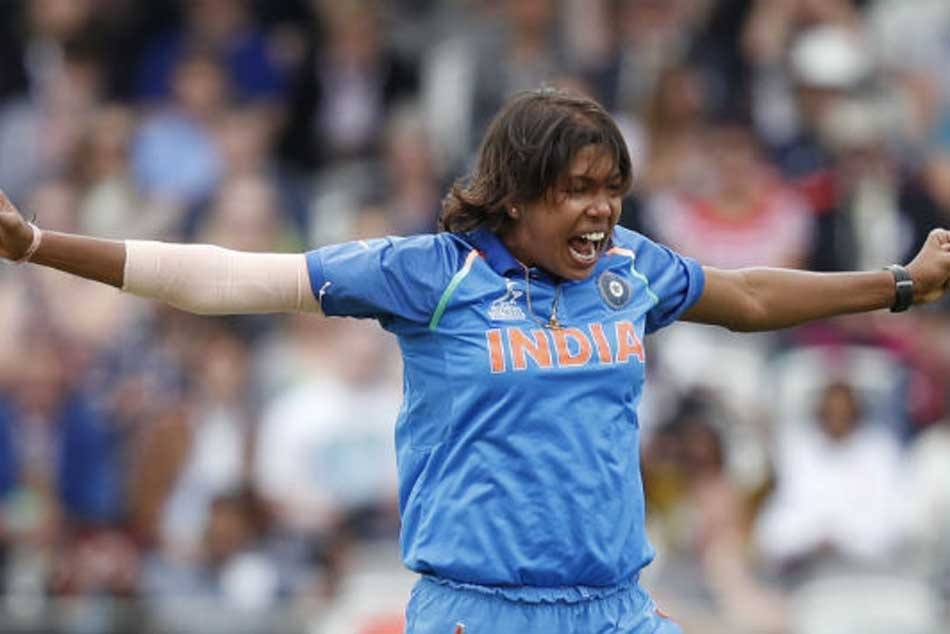 India Vs South Africa 1st Odi Jhulan Goswami Makes Unique Record