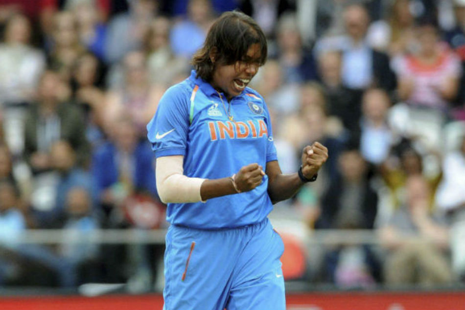Jhulan Goswami Becomes First Woman Cricketer Claim 200 Odi Wickets