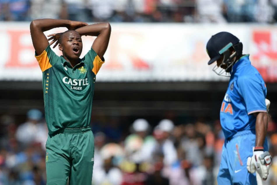 Kagiso Rabada fined 15% of match fee, slapped with a demerit point