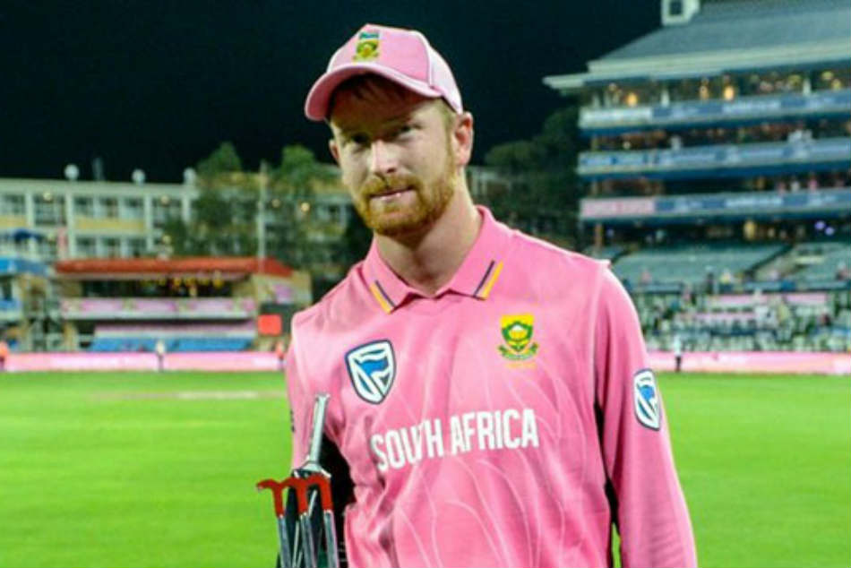 Pink ODI hero Klaasen couldn't even get tickets to the match two weeks ago