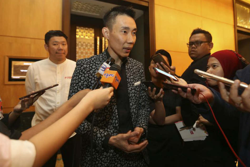 Lee Chong Wei Reveals How His Wife Reacted Sex Tape Allegations