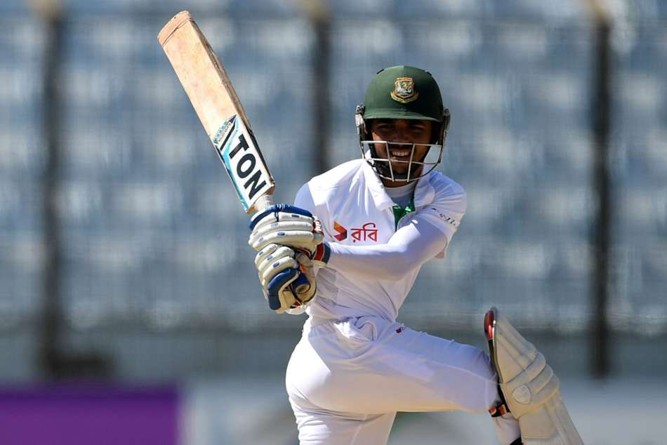 st Test Magnificent Mominul Scores Century Against Sri Lanka On Day One