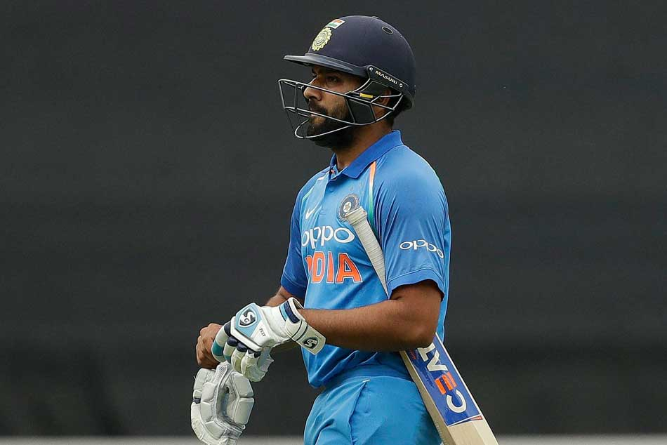 Rohit Sharma Creates Unwanted Record After Being Dismissed Golden Duck In 2nd T