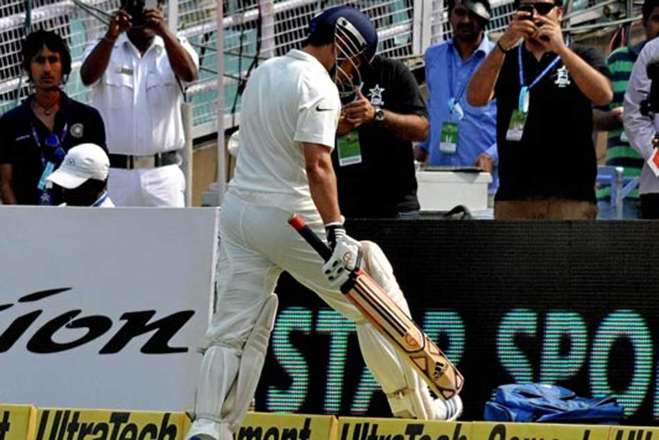 Sachin Tendulkar S Run Out Against Pak Once Sparked Riot