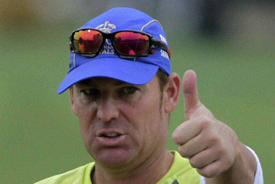 IPL 2018: Shane Warne announces Rajasthan Royals return with a wide-eyed selfie!