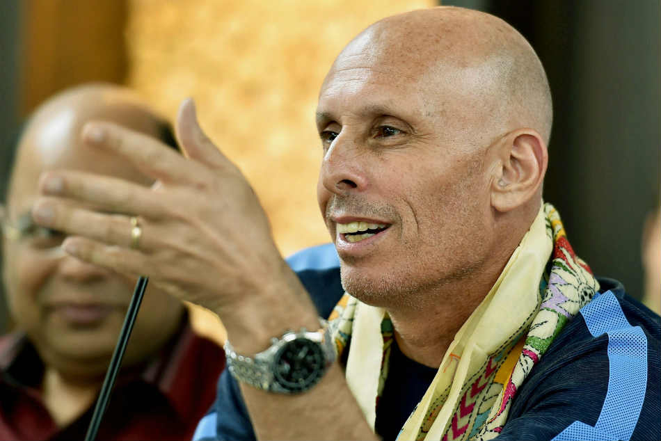 Aiff Offers Contract Extension Coach Stephen Constantine