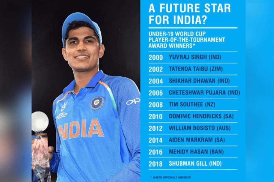 Shubman Gill New Yuvraj Singh Punjab Cricket