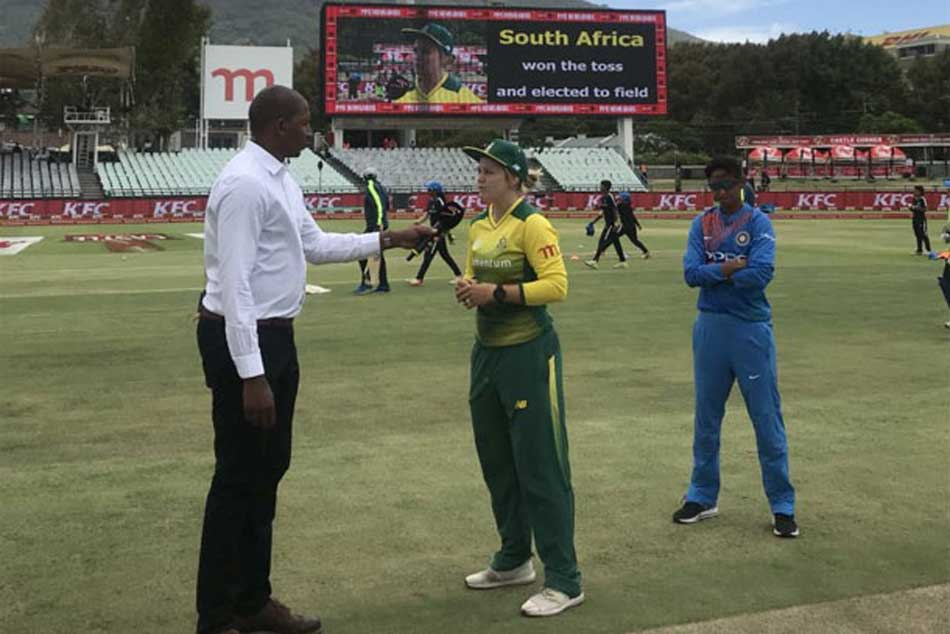 India Vs South Africa 5th T20i At Cape Town Hosts Opt Bowl Eye To Level Series