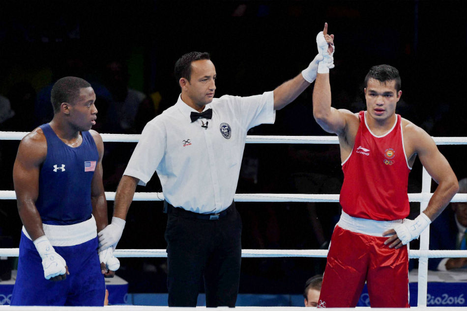 Comeback Man Vikas Krishan Adjudged Best Boxer At Strandja
