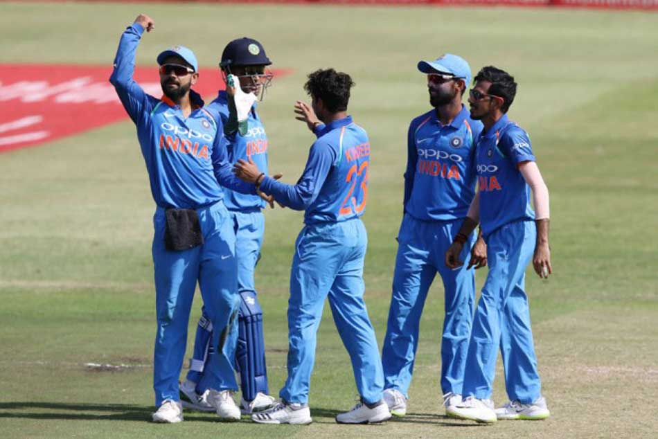 rd Odi Virat Kohli Led India On The Cusp History South Africa