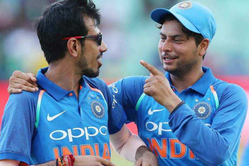 India vs South Africa: Yuzvendra Chahal's Valentine's Day Bromance With Kuldeep Yadav