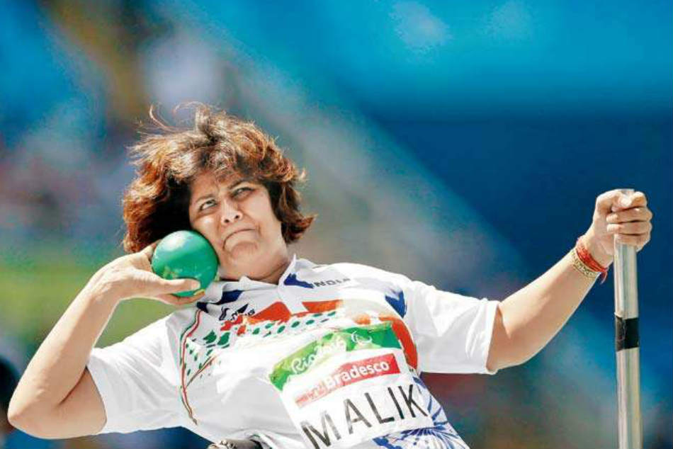 World Para Athletics Grand Prix Deepa Malik Takes Asian Top Spot