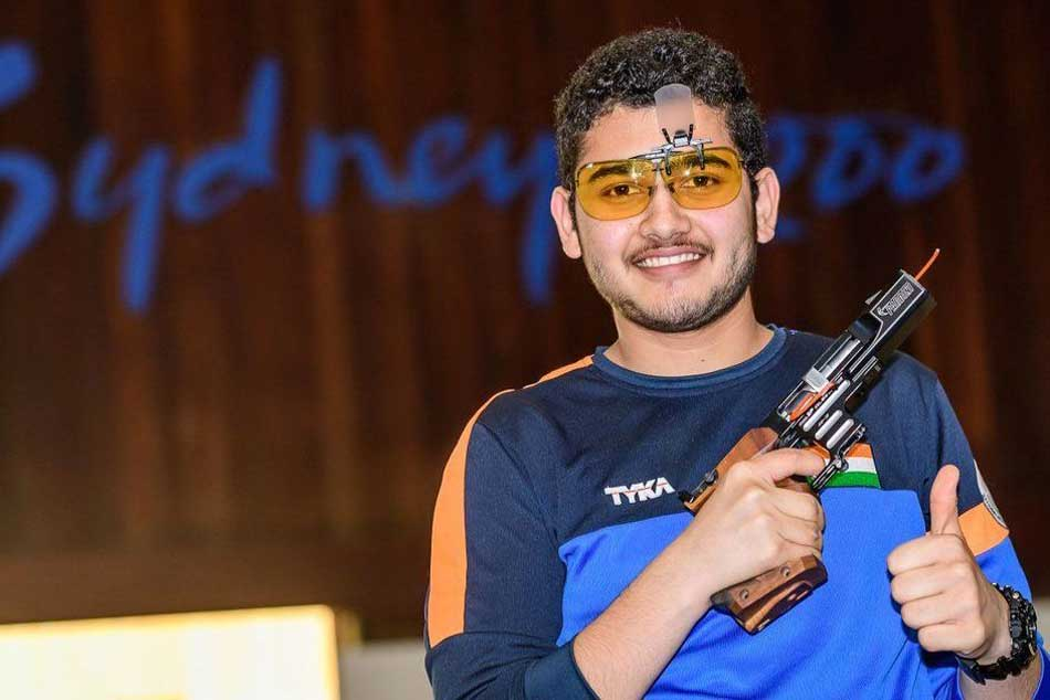 Junior Shooting World Cup Anish Bhanwala Adds India S Gold Tally With 25m Rapid Fire