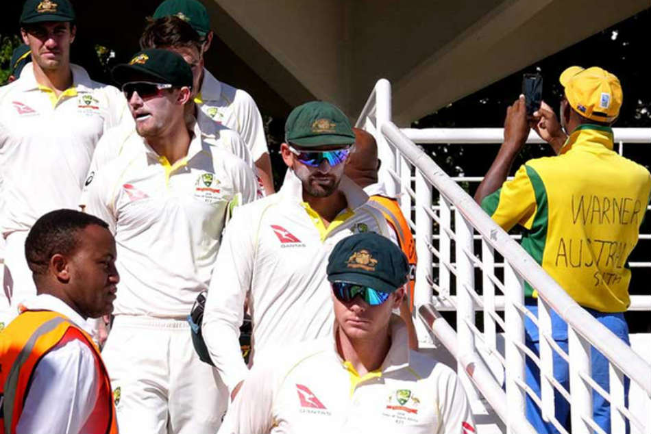Hilarious Video Mocking Australian Cricket Team Over Ball Tampering