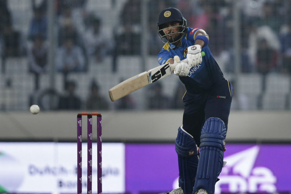 Chandimal suspended for two matches for slow over rate