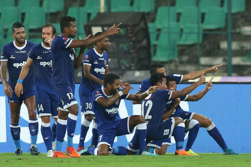 ISL: Chennaiyin FC outsmart FC Goa,set up final with Bengaluru FC