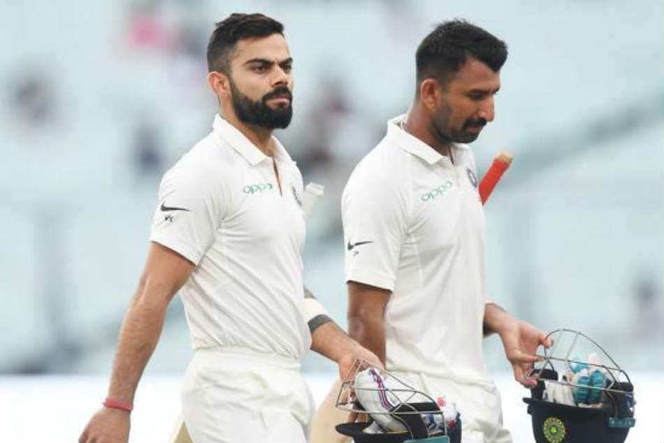 Cheteshwar Pujara As Good As Virat Kohli Tests Sourav Ganguly