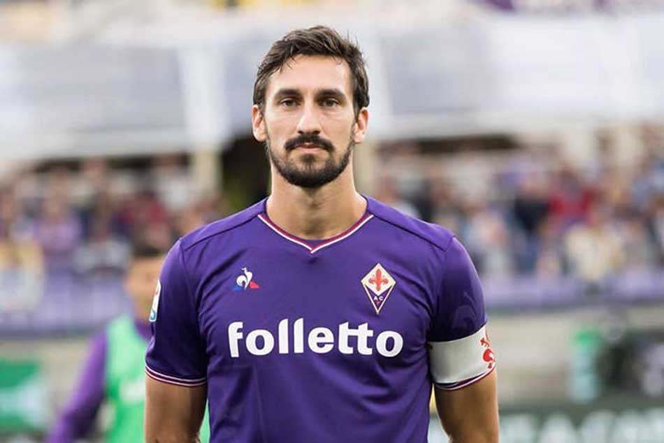 Fiorentina captain and Italy star Davide Astori dies in his sleep aged 31