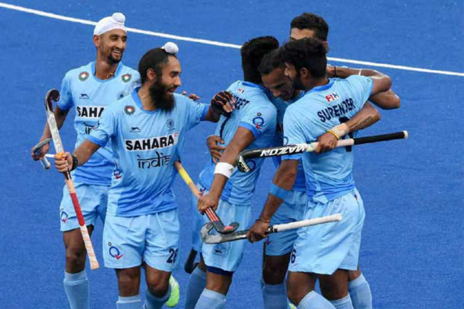 Azlan Shah Cup Australia Outplay India 4 2