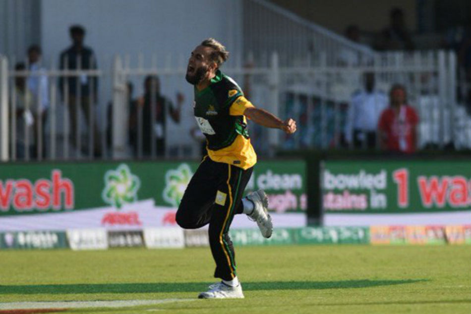 Imran Tahir Delighted Over Maiden Hat Trick The Subcontinent